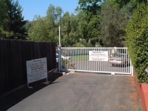 Dementia Facility Security