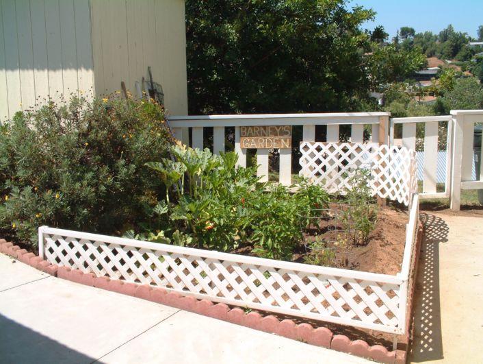 Facility Personal Garden
