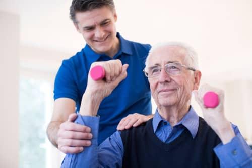 vascular dementia workouts